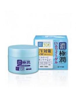 Солнцезащитный гиалуроновый гель для лица Hada Labo UV Perfect Gel SPF50+PA++++ 5 in 1 Whitening and Hydrating