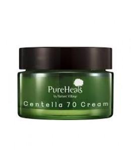 Успокаивающий крем PureHeals, Centella 70