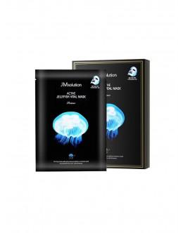 Тканевая маска с экстрактом медузы JM SOLUTION Active Jellyfish Vital Mask Prime