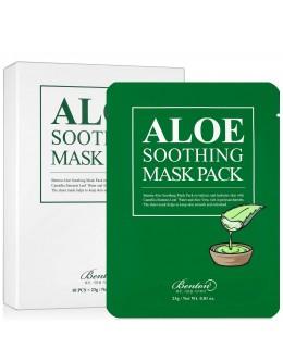 Увлажняющая тканевая маска BENTON Aloe Soothing Mask Pack