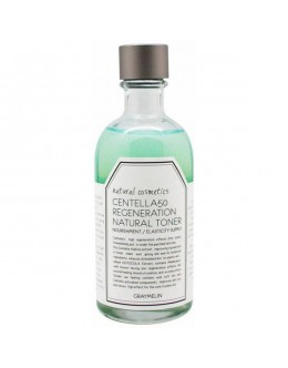Тонер с центеллой GRAYMELIN Centella 50 Regeneration Natural Toner