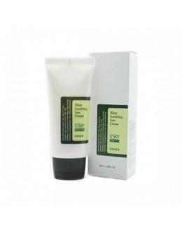 Солнцезащитный крем с алое COSRX Aloe Soothing Sun Cream 50ml SPF50/PA+++ 50ml