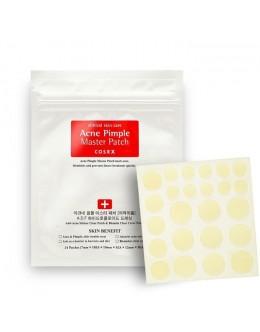 Противовоспалительные патчи от акне COSRX Acne Pimple Master Patch 24patches