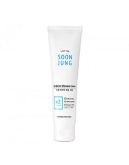 Защитный крем для лица ETUDE HOUSE Soon Jung 2x Barrier Intensive Cream