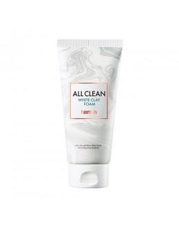 Пенка для умывания с белой глиной Heimish All Clean White Clay Foam